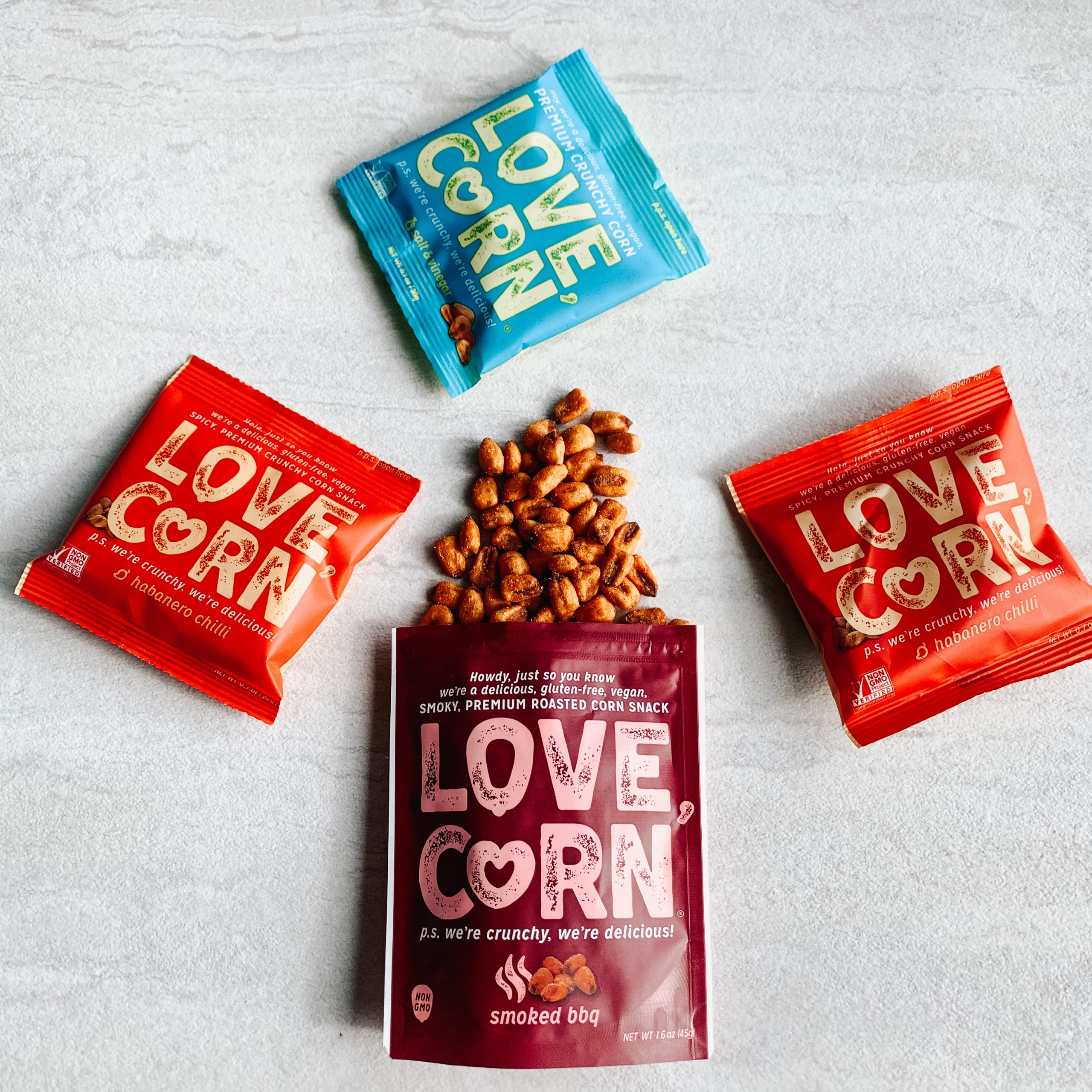 Snack Review: Love Corn Snacks Disappear Quick!