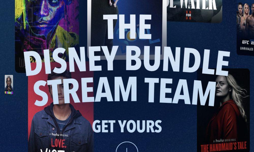 Celebrate #StreamingDay with Disney+